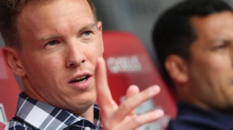 Trainer Julian Nagelsmann fordert viel von seinen Spielern.