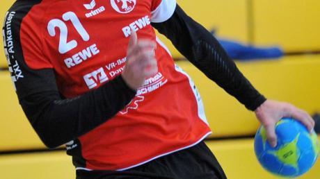 Fabian Frömel und die TVG-Handballer verloren den Auftakt.