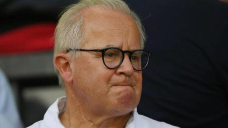 Designierter DFB-Präsident: Fritz Keller.