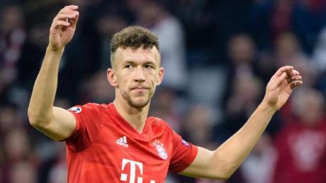 Fehlt dem FC Bayern in Paderborn: Vize-Weltmeister IvanPerisic. Foto: Matthias Balk