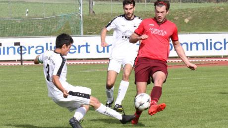 Gegen Burgheim hatten die Dasinger zuletzt keinen Erfolg. Nun steht ihnen mit dem SV Thierhaupten eine herausfordernde Partie bevor.