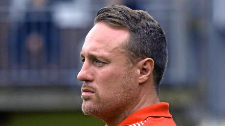Tiefenbachs Trainer Christoph Schregle ist derzeit zufrieden.