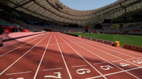 Am sechsten Tag der Leichtathletik-WM starten im Khalifa International Stadion die Wettbewerbe der Mehrkämpfer. Foto: Mike Egerton/PA Wire/dpa