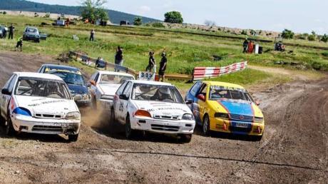 Letztmals in dieser Saison gaben die Autocrosser des MC Kesseltal Gas – in Cunewalde bei Bautzen.