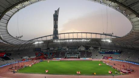 In Katar wird auch die Fußball-WM 2022 stattfinden. Foto: Michael Kappeler/dpa