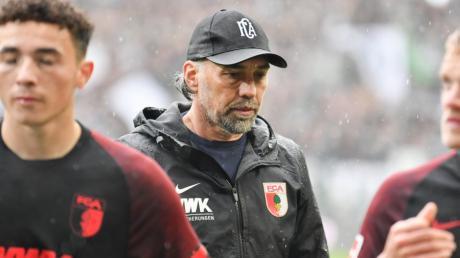 Borussia Moenchengladbach vs. FC Augsburg, Fussball, 1.Bundesliga, 06.10.2019