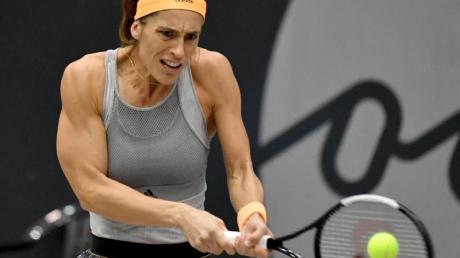 Andrea Petkovic setzte sich in Linz gegen Julia Görges durch.