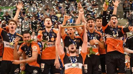 Die Berlin Volleys wollen ihren Meistertitel verteidigen.