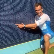 Kehrt nach zehn Jahren zum Ironman zurück: Triathlet Andreas Niedrig. Foto: Privat/dpa