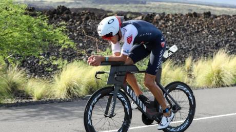 Hat noch lange nicht genug: Ironman-Sieger Jan Frodeno. Foto: David Pintens/BELGA/dpa