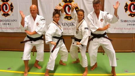 Sein 40-jähriges Bestehen feiert der Deutsche Shorinji Kempo Verband. Deshalb wird in Königsbrunn die japanische Kampfkunst demonstriert und es werden Spenden für den Weißen Ring gesammelt.