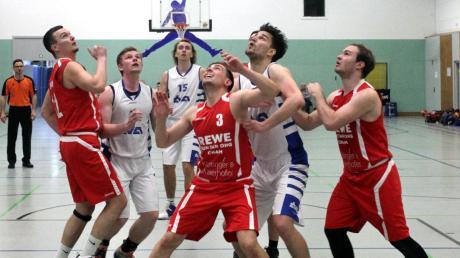 In der TVA-Halle finden am Wochenende zwei Derbys statt: gegen BG Leitershofen und TSV Schwaben.