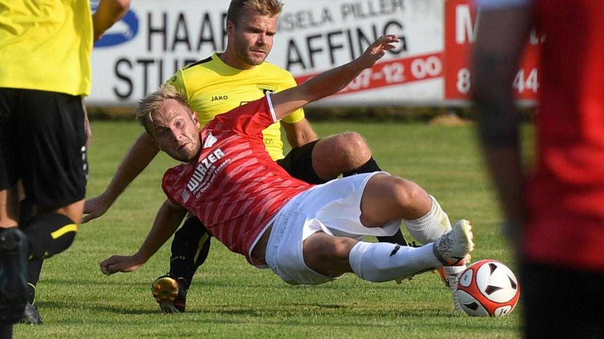 Der FC Affing muss in gersthofen ran - Augsburger Allgemeine