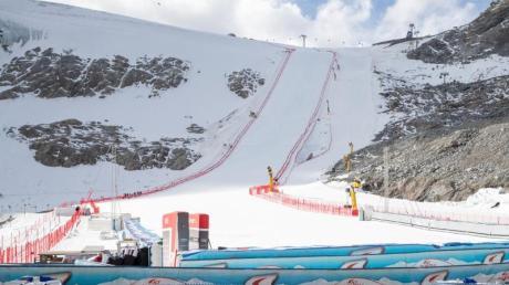In Sölden startet die alpine Ski-Saison. Foto: Expa/Johann Groder/APA/dpa
