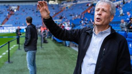 Der Dortmunder Trainer Lucien Favre bekommt derzeit Gegenwind.