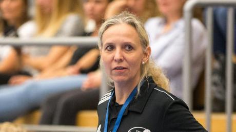 War enttäuscht: Friedbergs Trainerin Christina Seidel.