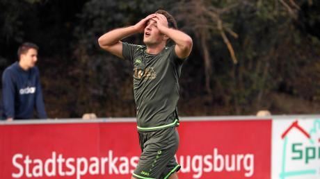 Maximilian Heiß verlässt den FC Stätzling und schließt sich Schwaben Augsburg an.