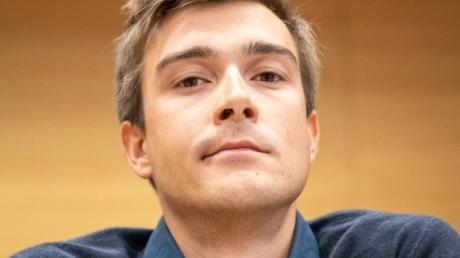 Max Hauke bekannte sich teilweise schuldig. Foto: Expa/Johann Groder/APA/dpa