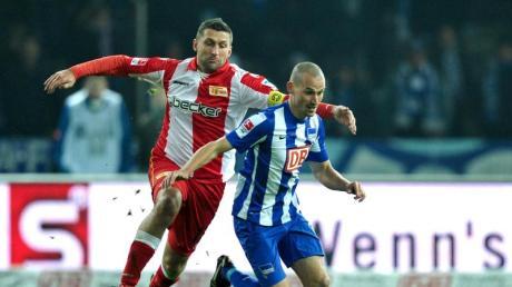 Zuletzt trafen Hertha BSC und der 1. FC Union Berlin im Jahr 2013 in der zweiten Liga in einem Punktspiel aufeinander.