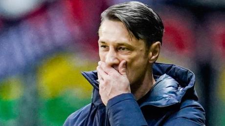 Für Bayern-Trainer Niko Kovac wird es unruhig.