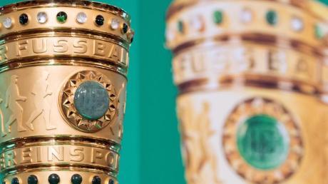 Die Partien des DFB-Pokal-Achtelfinals werden am 04./05. Februar 2020 ausgespielt. Foto: Soeren Stache/dpa