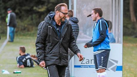 Martin Geier hat wieder alles richtig gemacht: Sein FC Weil wendete gegen Mammendorf in der Schlussphase eine drohende Niederlage ab.