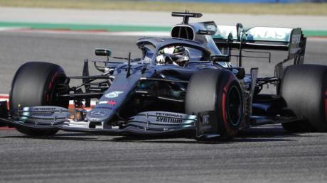 Lewis Hamilton vom Team Mercedes hat zum sechsten Mal den Weltmeistertitel in der Formel 1 gewonnen.