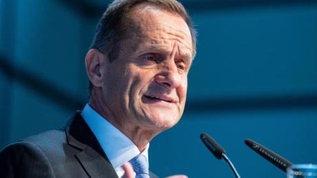 Alfons Hörmann, Präsident des Deutschen Olympischen Sportbundes.