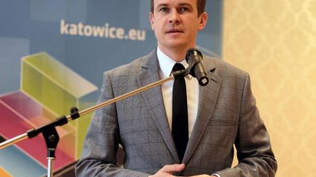 Der Pole Witold Banka soll am 1. Januar Nachfolger von Craig Reedie als WADA-Präsident werden.