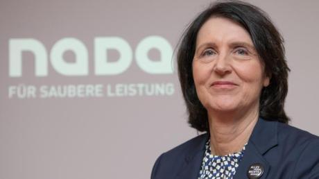 Andrea Gotzmann ist Chefin der Nationalen Anti-Doping-Agentur.