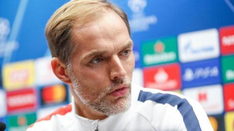 Schließt ein Engagement als Trainer des FC Bayern aus: Thomas Tuchel. Foto: Bruno Fahy/BELGA/dpa