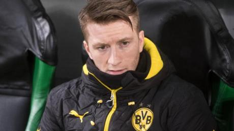 Fällt verletzt für den Borussia Dortmund gegen Inter Mailand aus: BVB-Kapitän Marco Reus.