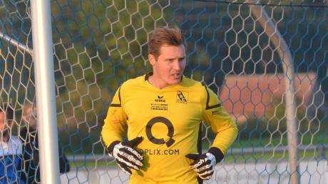 Er steht wieder im KSC-Tor: Keeper Daniel Sedlmeir.