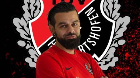 Patrick Qorolli gehört zu den Aktivposten beim A-Klassisten TSV Herbertshofen