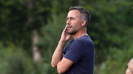 Jürgen Lugmair belegt mit Penzing Platz zwei in der Kreisliga.