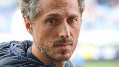 Co-Trainer Jan-Moritz Lichte wird den FSVMainz 05 nach der Trennung von Trainer Sandro Schwarz vorerst betreuen. Foto: Friso Gentsch/dpa
