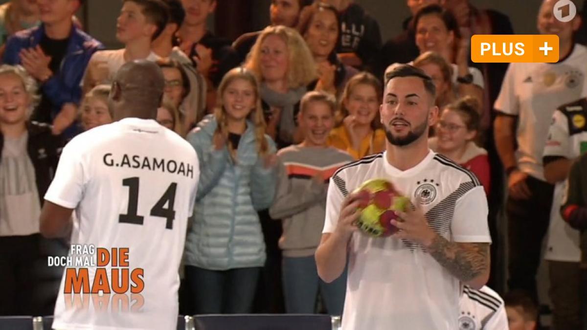 Warum sich FCA-Profi Marco Richter in der ARD als Handballer versuchte - Augsburger Allgemeine
