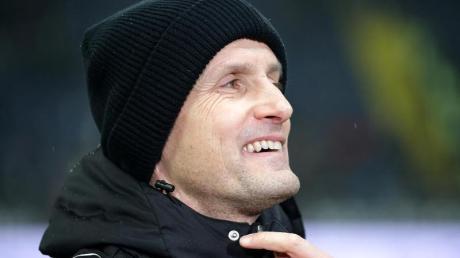 Heiko Herrlich wird als Trainerkandidat beim FSV Mainz 05 gehandelt. Foto: Hasan Bratic/dpa