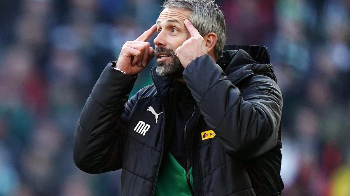 Konkurrenz für den FCB: Ist Borussia Mönchengladbach schon titelreif? - Augsburger Allgemeine