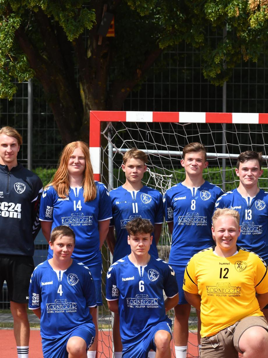 Tsv Niederraunau Handball
