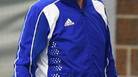 Steht mit dem VfL Leipheim gut da: Coach Reinhold Lindner.