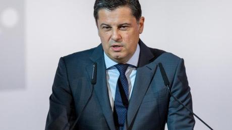 Gibt turnusgemäß den Vorsitz der internationalen Ligenvereinigung World Leagues Forum ab: Christian Seifert.