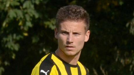 Michael Guggumos, Spielertrainer der Sport-Freunde Bachern. Sein Team erwartet im Verfolgerduell den FC Gundelsdorf.