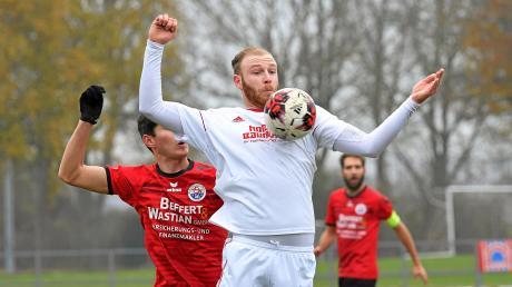 Torjäger Markus Gärtner verlässt den SV Mering und schließt sich dem Bezirksligisten TSV Meitingen an.