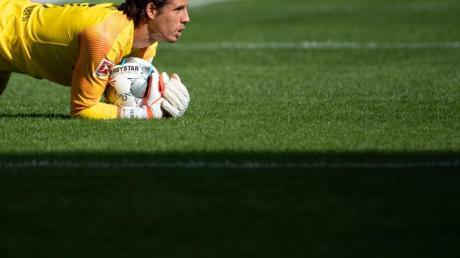 Gladbachs Torwart Yann Sommer spielt bisher eine überragende Saison.
