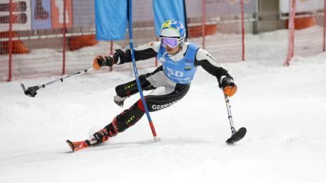 War beim Saisonstart im niederländischen Landgraaf schon recht gut in Form: der Friedberger Leander Kress. Der beinamputierte Skifahrer strebt zwei große Ziele an: Zum einen sein Fachabitur 2020 und dann die Paralympics 2022.