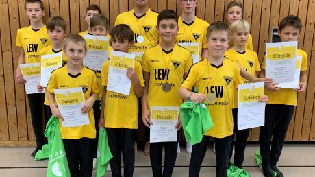 Gute Platzierung erreichten die Turner des TSV Gersthofen bei den Landkreismeisterschaften.