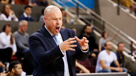Immer emotional, aber immer auch positiv: So haben die Ulmer Basketballfans Mike Taylor acht Jahre lang wahrgenommen, so erlebt ihn jetzt das Publikum in Hamburg.