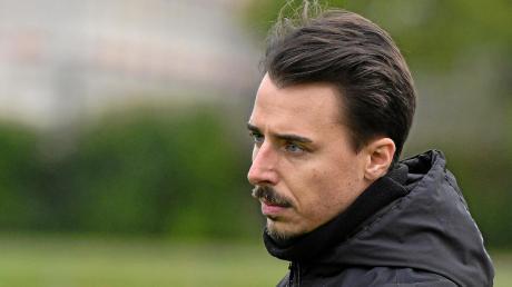 TSV-Trainer Lukas Kögel blickt auf eine erfolgreiche Hinrunde zurück.