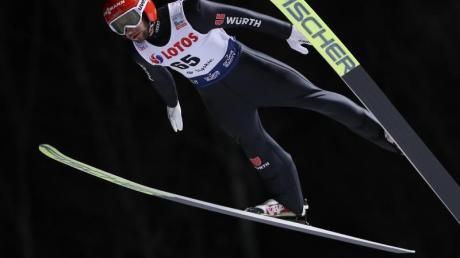 Ist mit Deutschlands Skispringern in Wisla gefordert: Markus Eisenbichler.